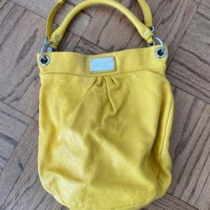 Marc Jacobs Yellow Shoulder Hans Bag Purse